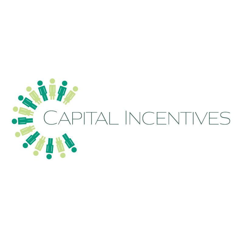 Capital Incentives Logo - Award Winning Logo Design by The Mayoros Agency