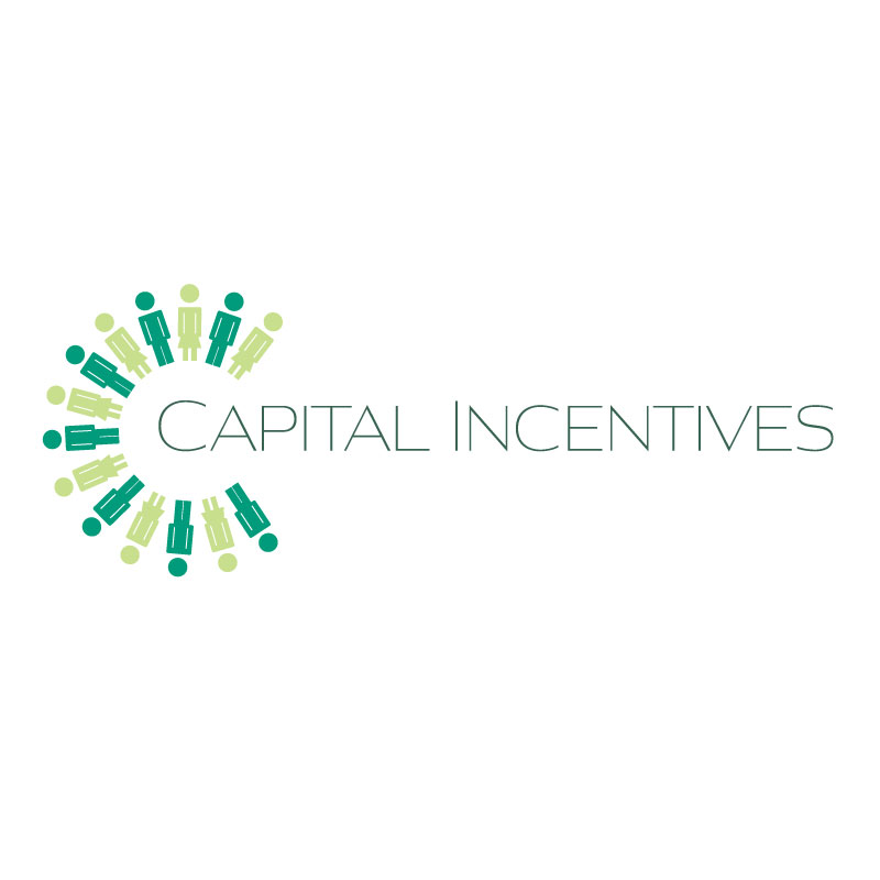 Capital Incentives Logo - Award Winning Logo Design by The Mayoros Agency