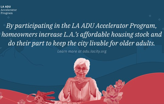 Bloomberg Mayors Challenge: LA ADU Accelerator Program