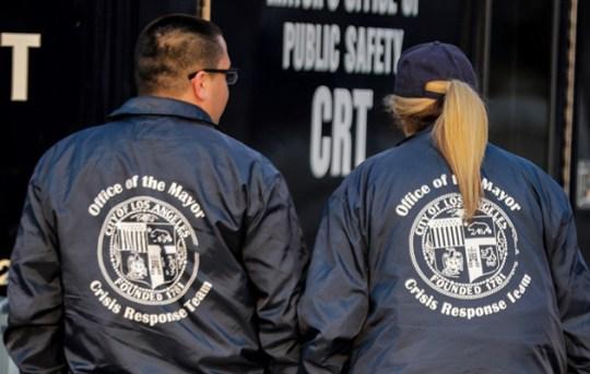 Mayor's Crisis Response Team