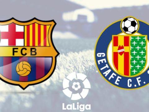 barcelona vs getafe livestream