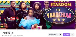 Yorochi TV Facebook Group
