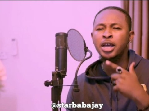 Star Baba Jay - Sweet Cover