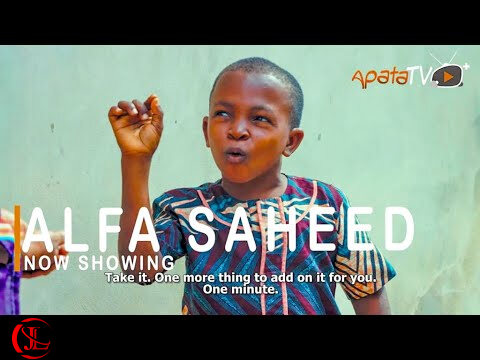 Alfa Saheed Latest Yoruba Movie 2021