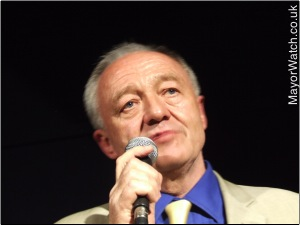 Ken Livingstone, former Mayor of London