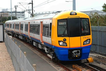 LOROL operates the London Overground on behalf of TfL. Photo: TfL