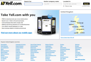 The LGA says the popularity of sites such as Yell.com means fewer people use printed directories
