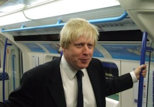 Boris Johnson has faced questions over the choice of sponsor  Photo: MayorWatch