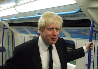 Johnson campaigned against ticket office closures and opening hour reductions
