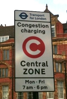 Embassies owe over £40m in unpaid congestion charge fees