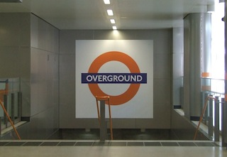 TfL already runs the London Overground. Image: MayorWatch