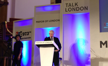 Londoners will have the chance to question Mayor Boris Johnson and Assembly Members.