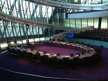 The London Assembly will question the Mayor on Wednesday.