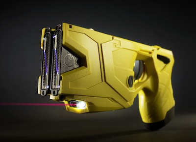 The Met has increased the number of Taser trained officers. Image: Taser Inc.