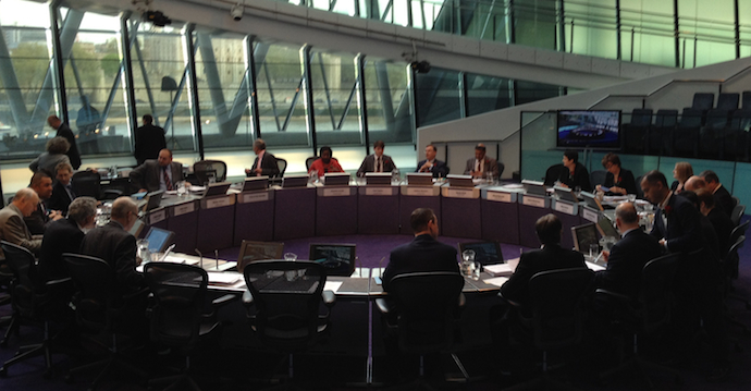 MPs have called for more powers for the London Assembly.