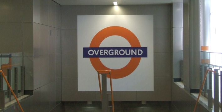 The Mayor already controls the London Overground service. Image: MayorWatch