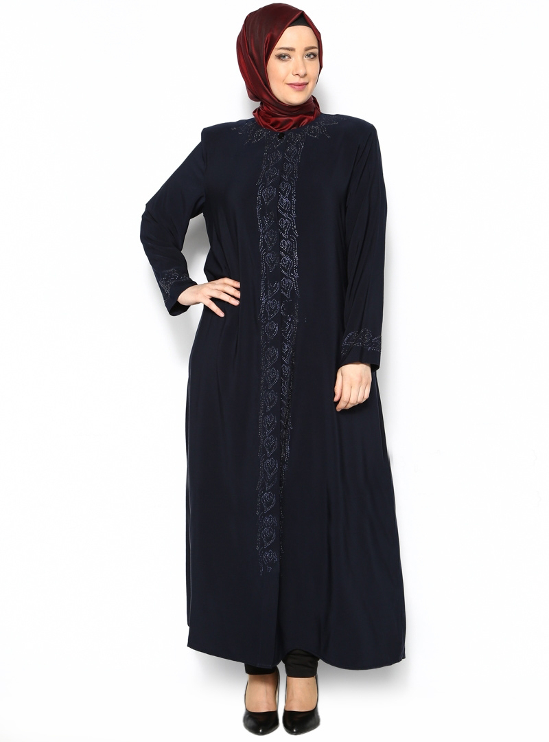 23+ Fashion Casual Hijab Wanita Gemuk