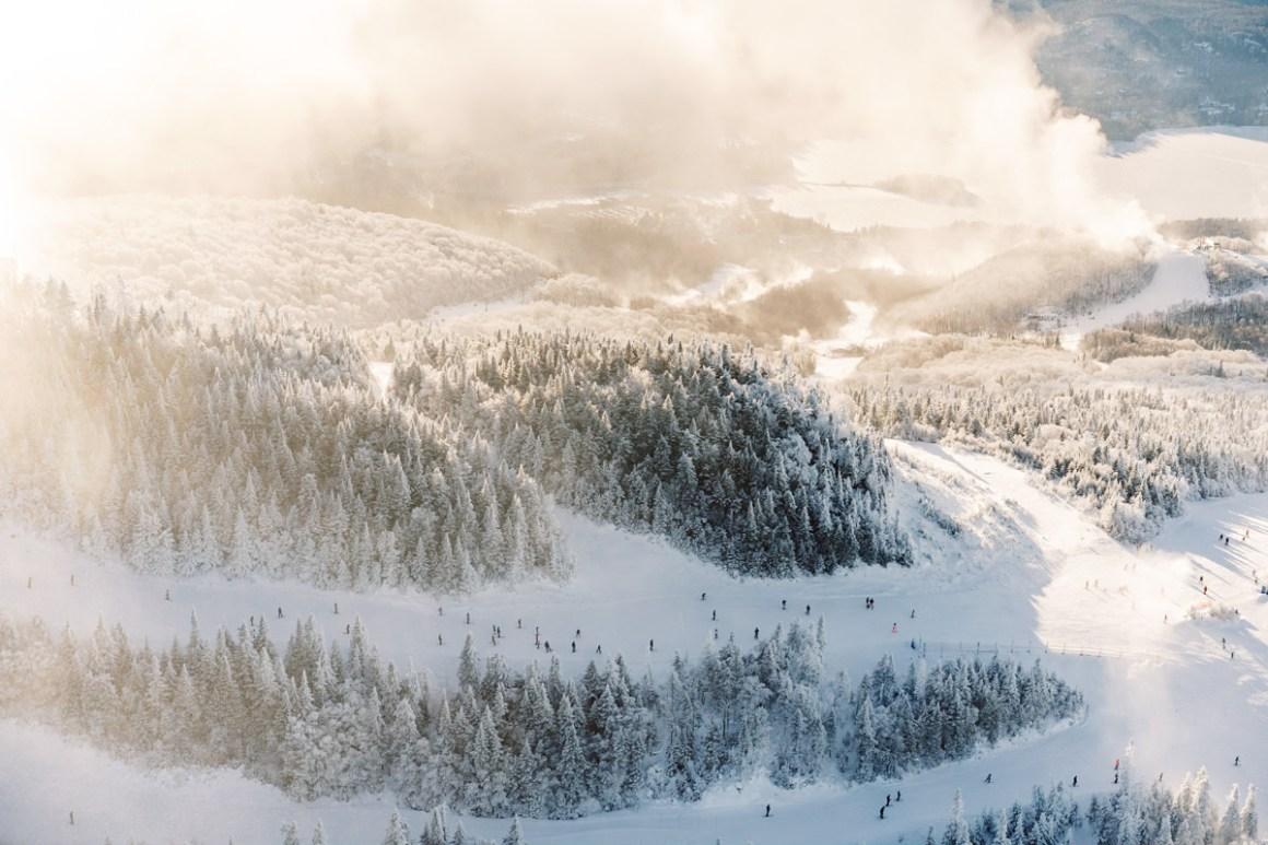 Mont Tremblant, Quebec travel photographer