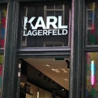 Karl Lagerfeld Regent Street Store!