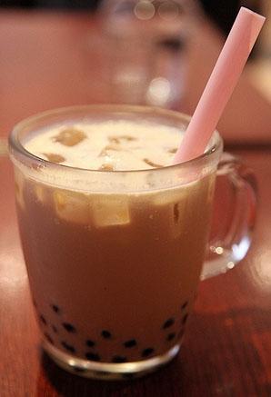 臺灣聞名飲料- 珍珠奶茶 Pearl milk tea - ★ 臺灣 旅遊網 ★ Taiwan Tour Guide Website