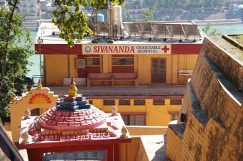 Sivananda Ashram . The Divine Life Society