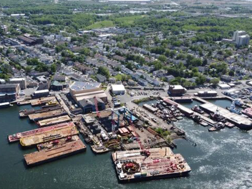 Pier Space Leasing
