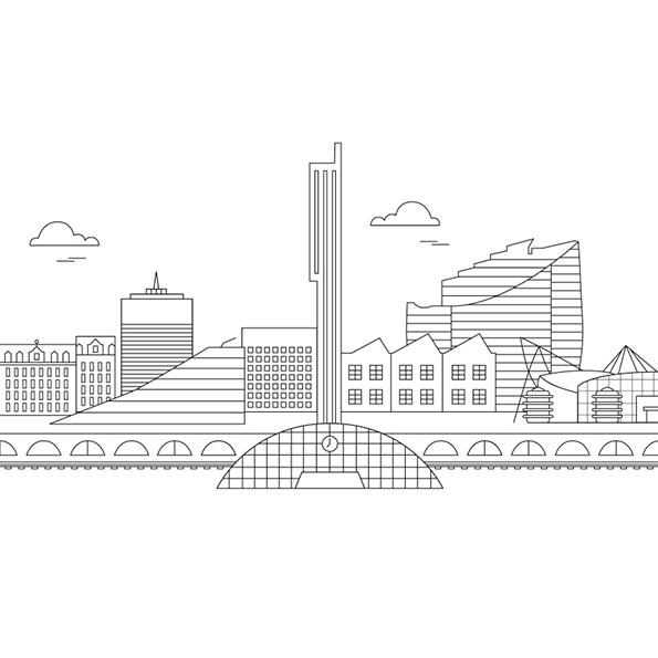 Manchester Illustration 2