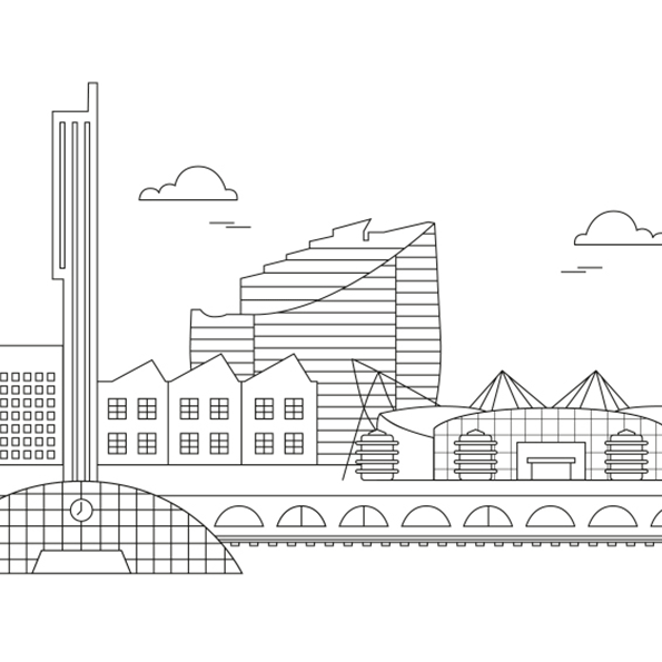 Manchester Illustration 4
