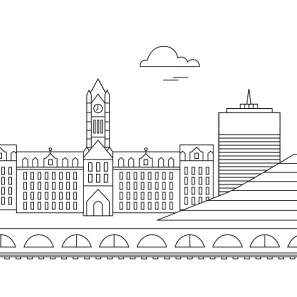 Manchester Illustration 6
