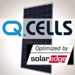 Zestaw SOLAREDGE + QCELLS