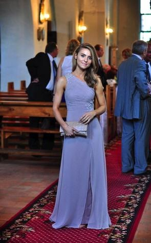 Dugie sukienki na wesele 2018