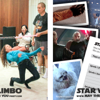 Star Wars Limbo and Limb-OH! (2 Games for the Party)
