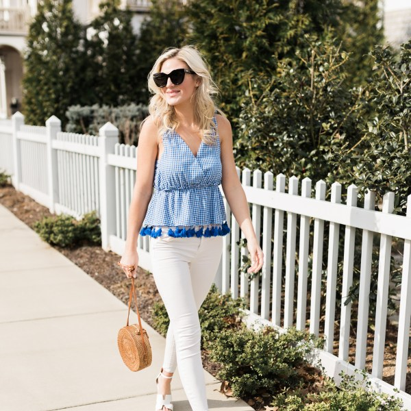 SOUTHERN SUMMER GINGHAM