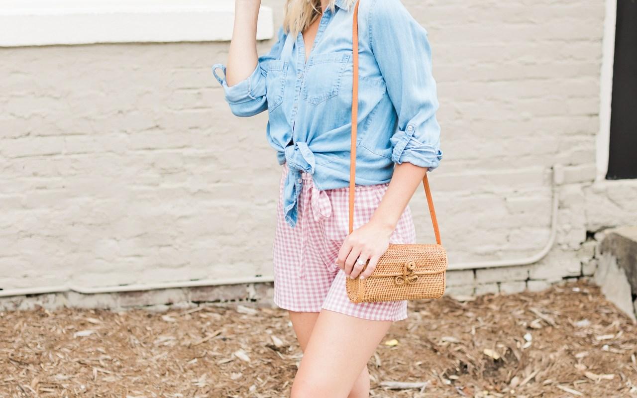 Summer Trend: Paperbag Shorts
