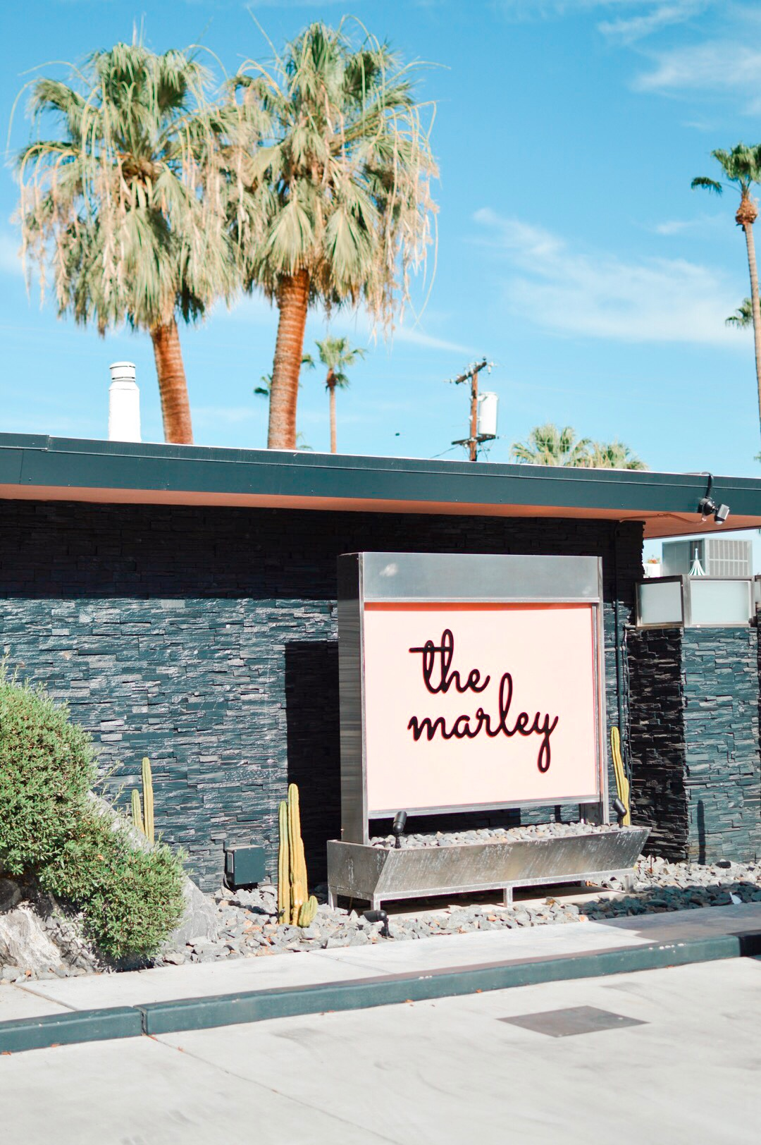 The Marley Palm Springs