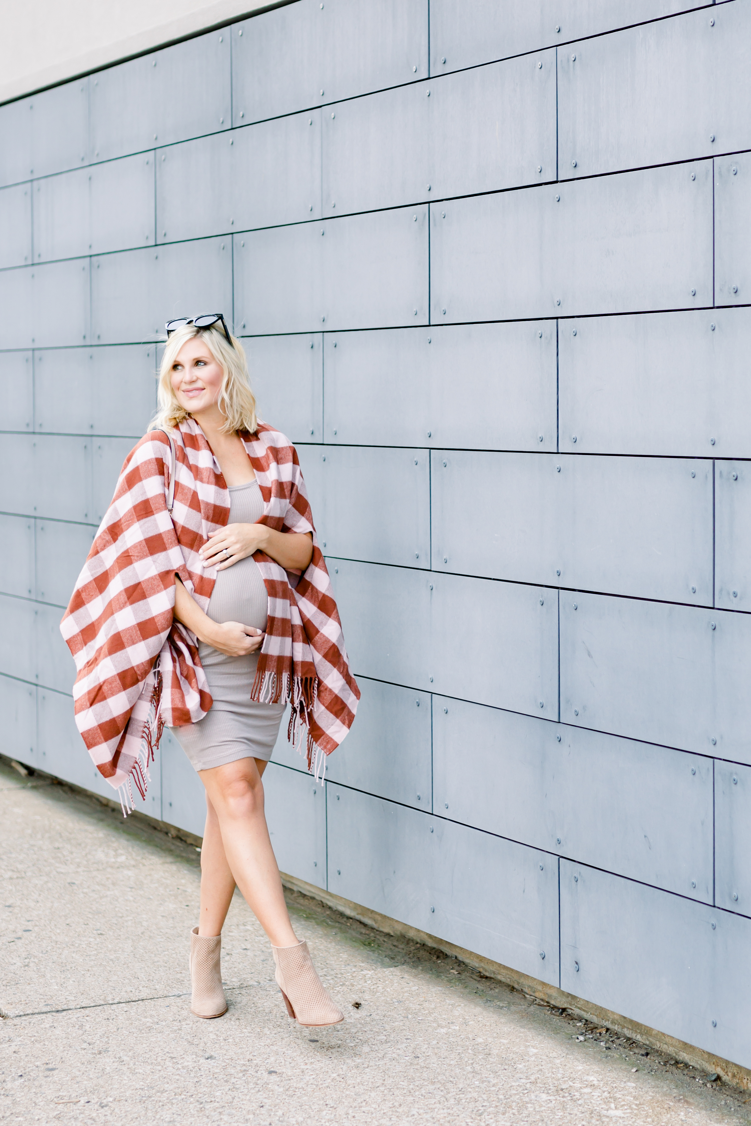 Maternity Look | Ponchos & Capes