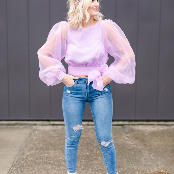 The Trend: Statement Sleeves