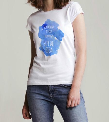 camiseta mujer habanera