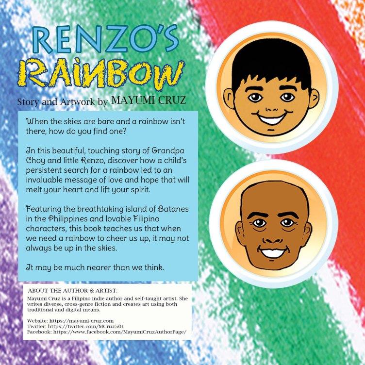Renzo's Rainbow on grief