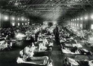 Spanish Flu 1918 CoVid-19 lessons