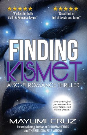 Books by Mayumi Cruz - Finding Kismet