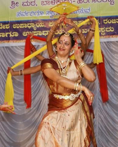 Mamatha Datta-Ganesha pose