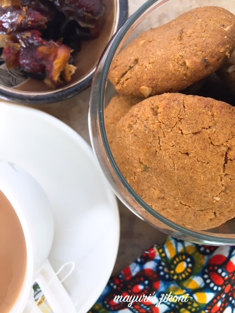 date and nut cookies 2