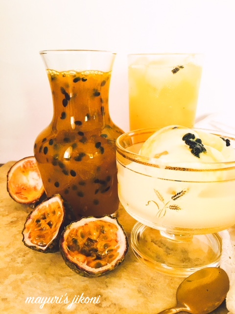 passion fruit sauce 2