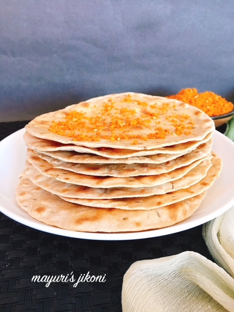 wheat khakhra 2