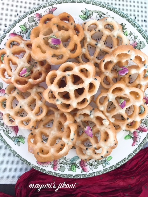 Achu Murukku/ Rose Cookies