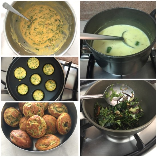 pakora kadhi collage