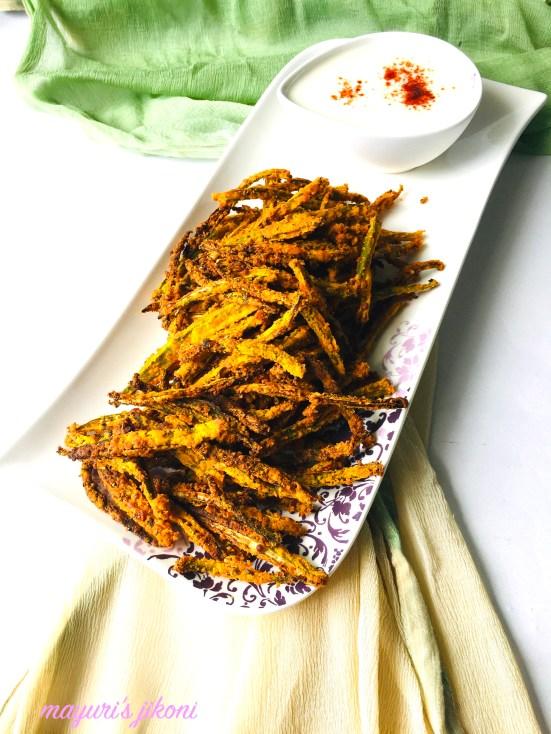 kurkuri bhindi 2