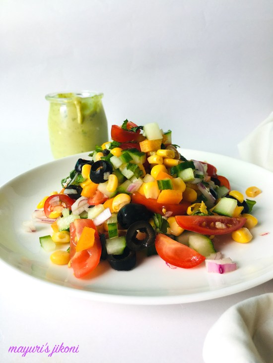 corn and tomato salad 2