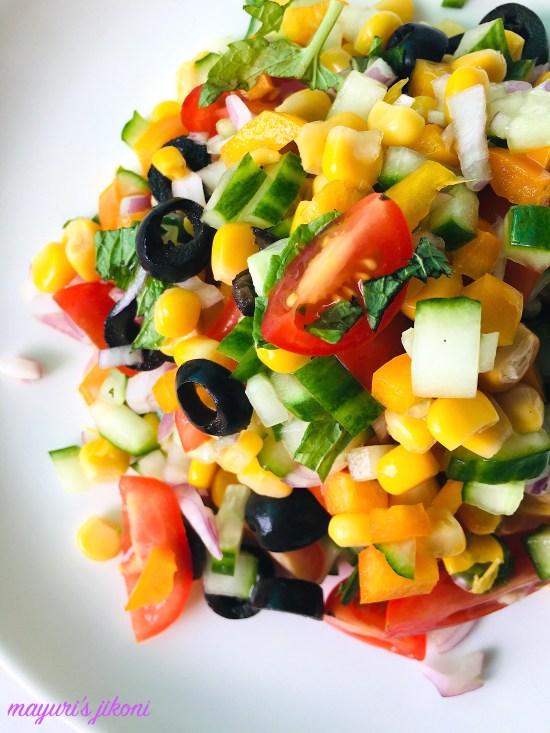corn and tomato salad 3